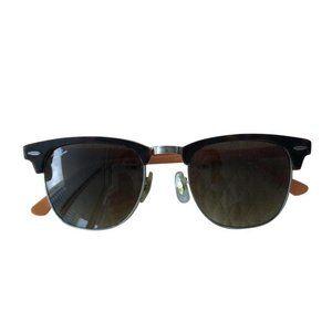 Ray-Ban Orange Clubmaster Sunglasses